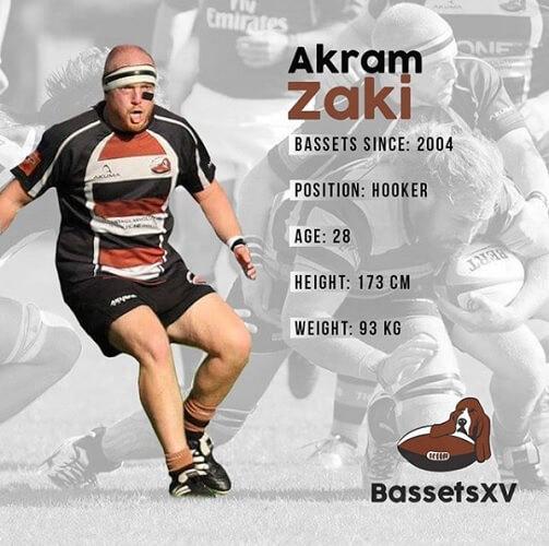 Akram Zaki