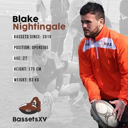 Blake Nightingale