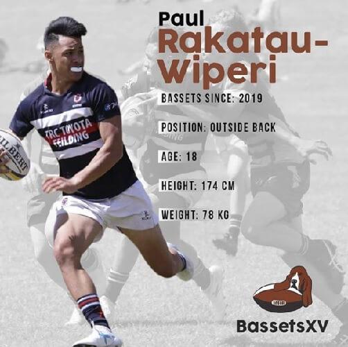 Paul Rakatau-Wiperi