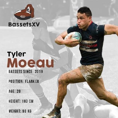 Tyler Moeau