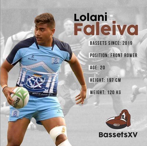 Lolani Faleiva