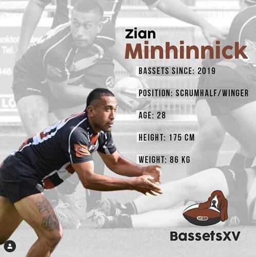 Zian Minhinnick